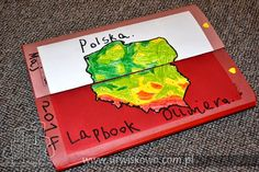 "Lapbook o POLSCE ~ ""URWISKOWO"" Crafts For Kids, Craft Kids, Poland, Homeschool, Activities, Maj, Schools, Geography, Crafts For Children"