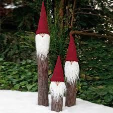 Gnomes for Christmas. Textile toys or decor for the holiday Christmas Gnome, Outdoor Christmas, Rustic Christmas, Christmas Projects, Winter Christmas, Christmas Stockings, Christmas Ornaments, Christmas Cookies, Christmas Ideas