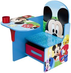 Disney Minnie Mouse Table & Chairs - Free Shipping... for Niko, he Loves Mickey!