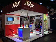 Zip Heaters, NEC Grand Designs 2013
