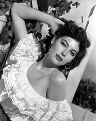 """Image detail for -. Ava Gardner in a publicity still for """"The Barefoot Contessa"""" 1954 Old Hollywood Stars, Hollywood Icons, Old Hollywood Glamour, Golden Age Of Hollywood, Vintage Hollywood, Hollywood Actresses, Classic Hollywood, Classic Actresses, Beautiful Actresses"""