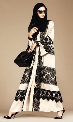 Italian fashion house Dolce & Gabbana has launched their first ever collection of abayas and hijabs as they seek to cater for the growing demand for Muslim fashion