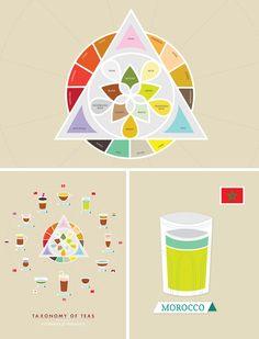 taxonomy of tea | wendy chan
