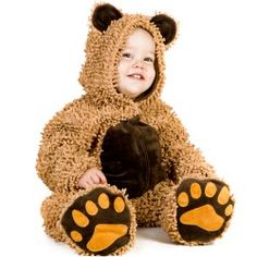 2d0c5690f321 Teddy Bear costumes for children Baby Animal Costumes