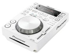 Pioneer CDJ-350 Digital Multi Player - White