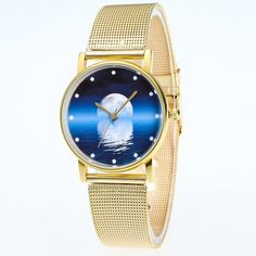 4.2$  Watch here - http://di8ds.justgood.pw/go.php?t=203153501 - Moon Reflected Dial Stainless Steel Watch