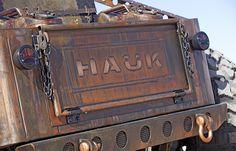 jeep rock rat haut designs post apocalyptic era designboom