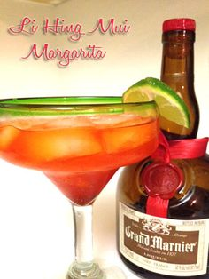 In our humble opinion, the best margaritas are made using simple, home made ingredients. Using fresh squeezed lime juice and simple syrup makes this margarita taste far superior than any made with premixed sweet and sour mix. This margarita uses Li Hing Mui powder. Li hing mui is a salty dried plum