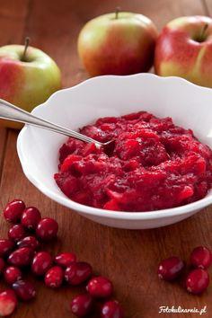 Cranberry Apple Sauce - James Martin recipe.
