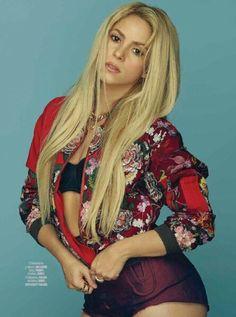 Shakira 2017