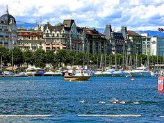 Geneva Switzerland. Fantastic business trip. ❤️