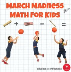 Is your family into March Madness? Here's a fun (and educational!) tradition to start with your kids.