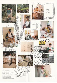 love the collage-y feel andlkfn Web Design, Page Design, Book Design, Graphic Design, Editorial Layout, Editorial Design, Packaging Design, Branding Design, Magazine Layout Design