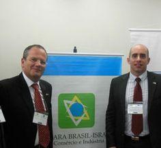 Câmara Brasil Israel e Missão Econômica de Israel no Brasil se reúnem com empresasisraelenses que atuam no país.