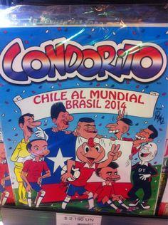 Listos para #Brasil2014