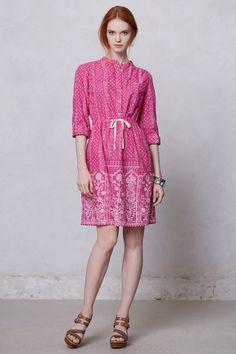 Anthropologie Anila Shirtdress by Meadows Rue ($78.00) - Svpply