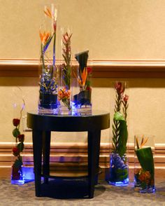 #Roses, #birdsofparadise #leucadendron #JPParkerFlowers #FlowerPower http://www.jpparkerco.com/gallery/special-events/