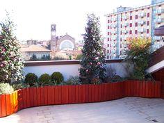 SAND ITALIA – Fioriera per terrazzo