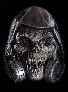 Batman Scarecrow Maske aus Latex