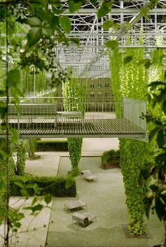 MFO Park in Zurich. By Burckhardt+Partner AG Zurich & Raderschallpartner AG… Urban Landscape, Landscape Design, Garden Design, Landscape Bricks, Landscape Steps, Landscaping Supplies, Garden Landscaping, Shade Landscaping, Green Architecture