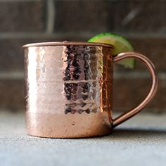Hammered Copper Moscow Mule Mug Postmedia's Gift Guide