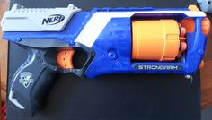 Nerf Strongarm: Out of the box #Nerf #Modding #Blaster #DIY