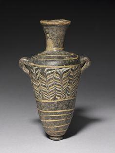 Amphoriskos, Egypt, 1549-1296 BC