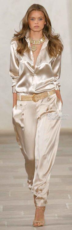 Ralph Lauren Sateen Jumpsuit #UNIQUE_WOMENS_FASHION http://stores.ebay.com/VibeUrbanClothing