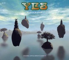 TOPOGRAPHY: THE YES ANTHOLOGY (2CD) - 2004