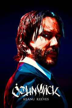 John Wick Hd, John Wick Movie, Film Poster Design, Movie Poster Art, Baba Yaga, John Wick Tattoo, Keanu Reeves John Wick, Star Trek 2009, Keanu Reaves