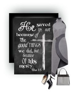 """He saved Us"" by pastora-val ❤ liked on Polyvore featuring David Koma, 3.1 Phillip Lim and CÉLINE"