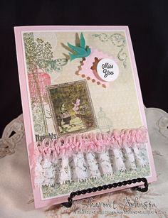 Using Webster's Pages Sunday Picnic and JustRite Your Special Day Medallion Labels.