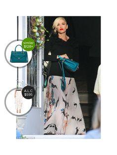 Gwen Stefani spotted on Easter    #gwenstefani @dejamoda