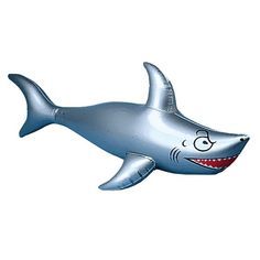 Inflatable Shark 40in