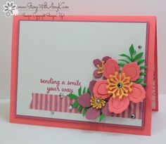 Stampin' Up! Love & Affection With the New In Colors