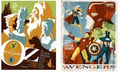 El genial diseñador de carteles Tom Whalen
