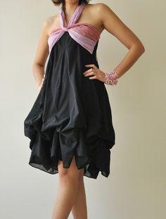 Vary   BlackPink Cocktail Dress by aftershowershop