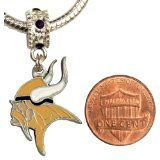 Minnesota Vikings Pandora Charms and beads for the Viking fans all over the world. Get these NFL Pandora Charms for the Minnesota Vikings. Minnesota Vikings, Pandora Charms, Nfl, Charmed, Personalized Items, Pendant, Troll, Outdoors, Amazon