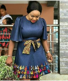 Collection of the most beautiful and stylish ankara peplum tops of 2018 every lady must have. See these latest stylish ankara peplum tops that'll make you stun African Dresses For Kids, Latest African Fashion Dresses, African Dresses For Women, African Print Dresses, African Print Fashion, Africa Fashion, African Attire, African Blouses, African Traditional Dresses