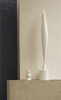 Brancusi est aussi l'ami intime de Marcel Duchamp, d'Erik Satie, de Fernand Léger, de Man Ray ou de Tristan Tzara. En 1912, il visite avec Duchamp et Léger le Salon de la Locomotion Aérienne à Paris. Devant une imposante hélice d'avion, Duchamp leur demande si un artiste aujourd'hui est capable de faire une œuvre aussi belle et pure que cette hélice.