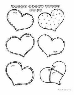 Free Valentine Activities from ABCschoolhouse.com...