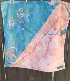 Tahiti on map of world know the world pinterest tahiti and dubai map blanket uae watercolor map baby double minky security blankie small travel blanky gumiabroncs Choice Image