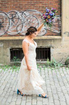 Cap Sleeve Wedding D