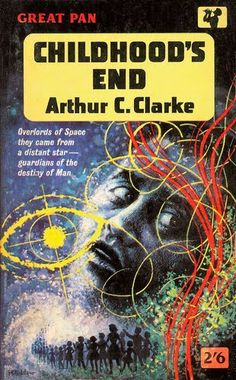 Publication: Childhood's End  Authors: Arthur C. Clarke Year: 1961-00-00 Catalog ID: #G463 Publisher: Pan Books Pub. Series: Great Pan  Cover: S. R. Boldero