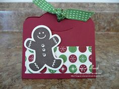 Two Tags Christmas Party Favor
