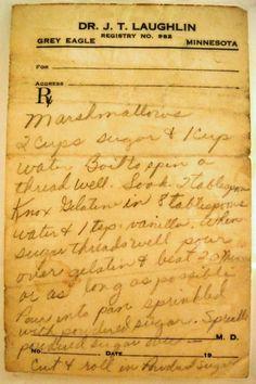 Image result for Vintage prescription pad