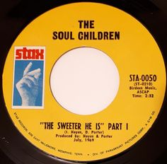 Despite making numerous chart appearances, the Soul Children are too often forgotten Steve Cropper, Al Jackson, Sam & Dave, Isaac Hayes, Open Door Policy, Muscle Shoals, Top 10 Hits, Pop Hits, One Hit Wonder