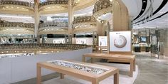 Apple cerrará la tienda de las Galerías Lafayette en París por las bajas ventas del Apple Watch - http://www.actualidadiphone.com/apple-cerrara-la-tienda-las-galerias-lafayette-paris-las-bajas-ventas-del-apple-watch/
