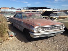 1964 Ford Galaxie 500 2dr HT (#64FO4599) | Desert Valley Auto Parts